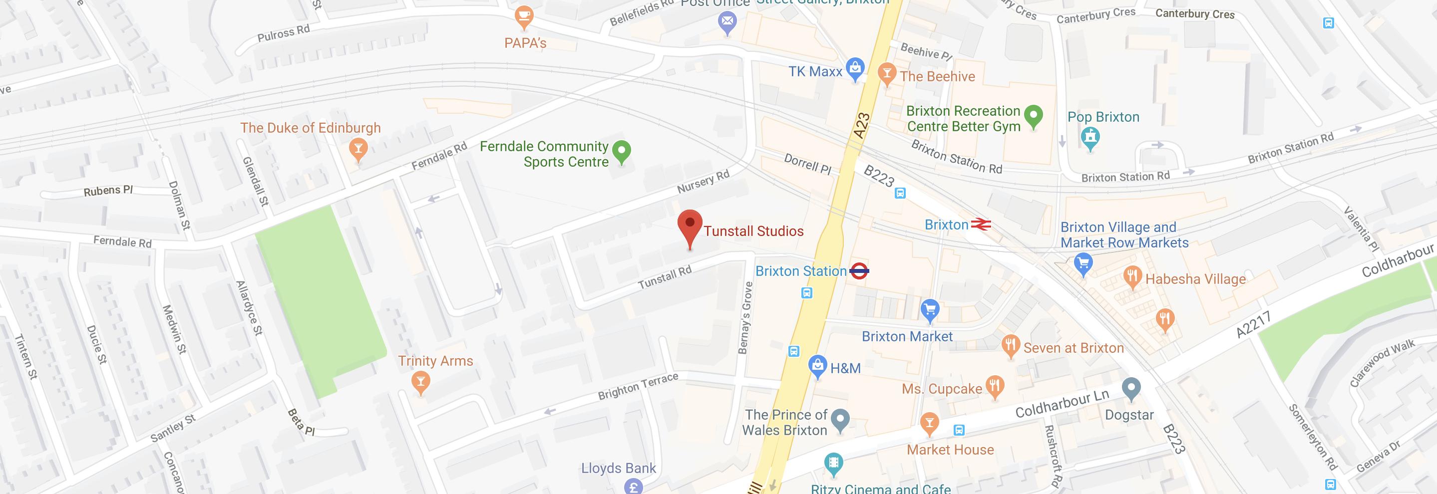 Tunstall Studios, 34-44 Tunstall Road, Brixton, SW9 8DA